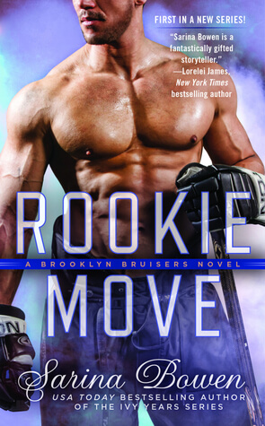 Review: Rookie Move – Sarina Bowen