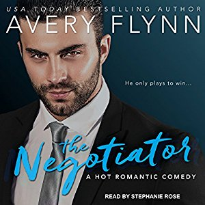 Audio Review: The Negotiator – Avery Flynn