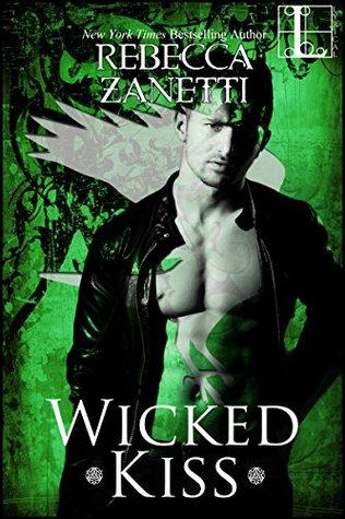 Review: Wicked Kiss – Rebecca Zanetti