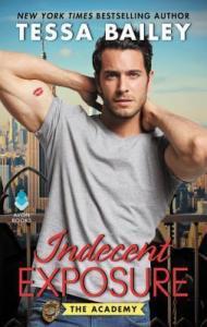 Indecent Exposure cover - (un)Conventional Bookviews - Weekend Wrap-up