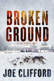Broken Ground cover - (un)Conventional Bookviews - Weekend Wrap-up