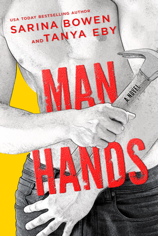 Review: Man Hands – Sarina Bowen and Tanya Eby