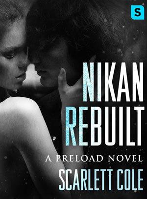 Nikan Rebuilt cover - (un)Conventional Bookviews - Weekend Wrap-up