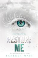 Restore Me cover - (un)Conventional Bookviews - 2018 Releases I'm Excited About