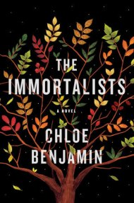 The Immortalists cover - (un)Conventional Bookviews - Weekend Wrap-up
