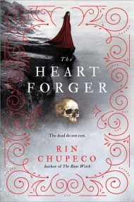 The Heart Forger cover - (un)Conventional Bookviews - Weekend Wrap-up