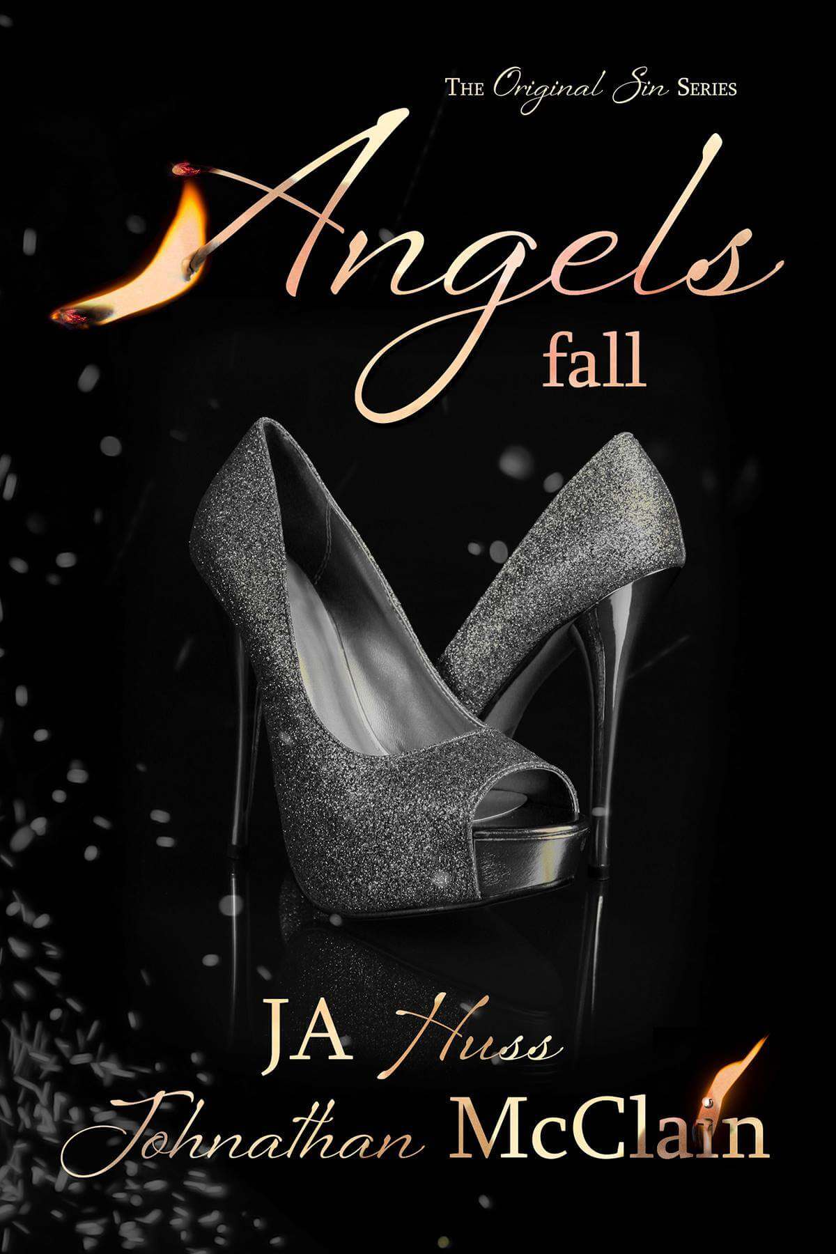 Review: Angels Fall – J.A. Huss and Johnathan McClain