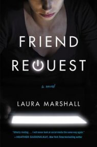 Friend Request cover - (un)Conventional Bookviews - Weekend Wrap-up