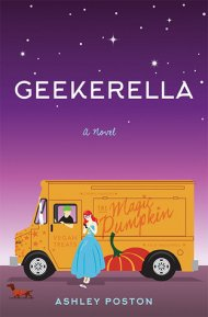 Geekerella cover - (un)Conventional Bookviews - Weekend Wrap-up