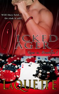 Wicked Wager cover - (un)Conventional Bookviews - Weekend Wrap-up