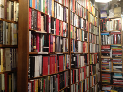Abbey Bookstore books 1 - (un)Conventional Bookviews