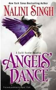 Angel's Dance cover - (un)Conventional Bookviews