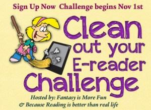 Clean out your e-reader challenge - (un)Conventional Bookviews