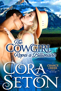 The Cowgirl Ropes a Billionaire - (un)Conventional Bookviews
