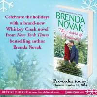 Review: The Heart of Christmas – Brenda Novak
