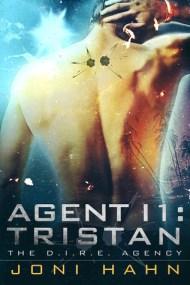 Agent I1: Tristan cover - (un)Conventional Bookviews