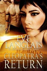 Cleopatra's Return cover - (un)Conventional Bookviews