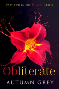Obliterate cover - (un)Conventional Bookviews
