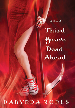 Review: Third Grave Dead Ahead – Darynda Jones