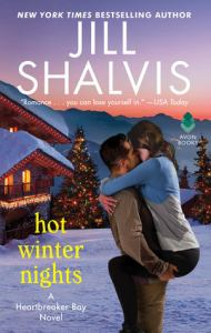 Hot Winter Nights cover - (un)Conventional Bookworms - Weekend Wrap-up
