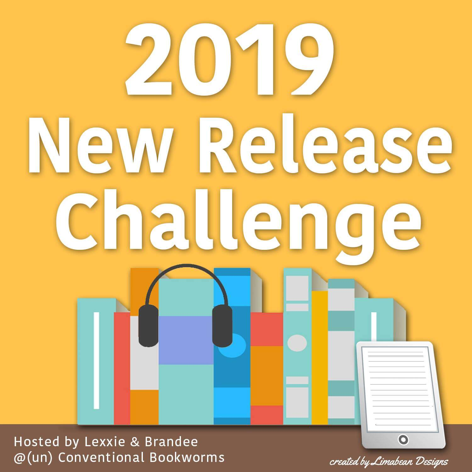 Join the New Release Challenge for 2019