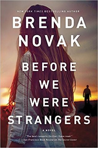 Blogger Wife Chat Review ~ Before We Were Strangers ~ Brenda Novak