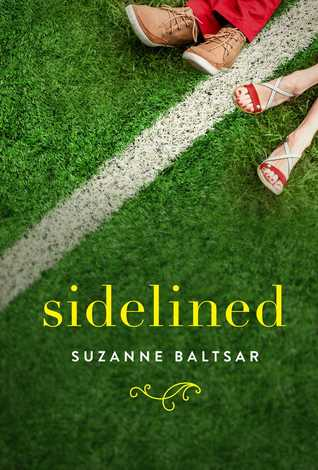 ARC Review: Sidelined – Suzanne Baltzar