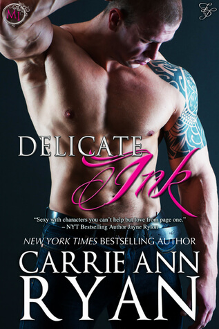 Review: Delicate Ink – Carrie Ann Ryan