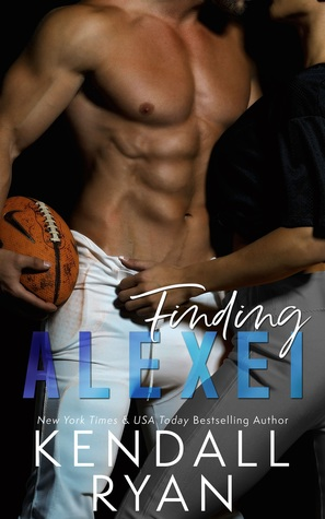 Release Day Review: Finding Alexei – Kendall Ryan
