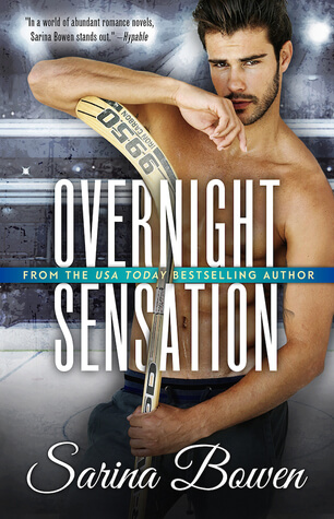 Review: Overnight Sensation – Sarina Bowen