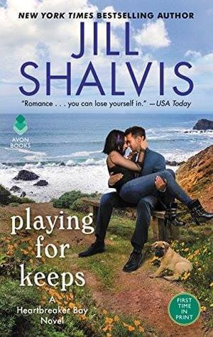 Review: Playing for Keeps – Jill Shalvis