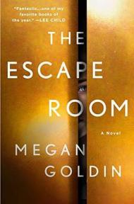 The Escape Room cover - (un)Conventional Bookworms - Weekend Wrap-up