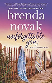 Blogger Wife Chat Review ~ Unforgettable You ~ Brenda Novak