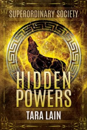 Hidden Powers cover - (un)Conventional Bookworms - Weekend Wrap-up