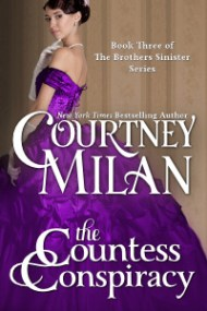 The Countess Conspiracy cover - (un)Conventional Bookworms - Weekend Wrap-up