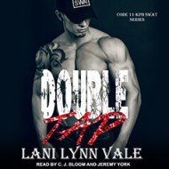 Double Tap audio cover - (un)Conventional Bookworms - Weekend Wrap-up
