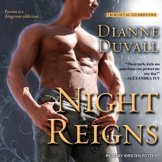 Audio Review ~ Night Reigns ~ Dianne Duvall