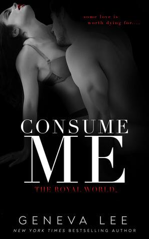Review: Consume Me – Geneva Lee
