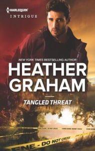 Tangled Threat cover - (un)Conventional Bookworms - Weekend Wrap-up