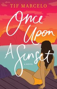 Once Upon a Sunset cover - (un)Conventional Bookworms - Weekend Wrap-up