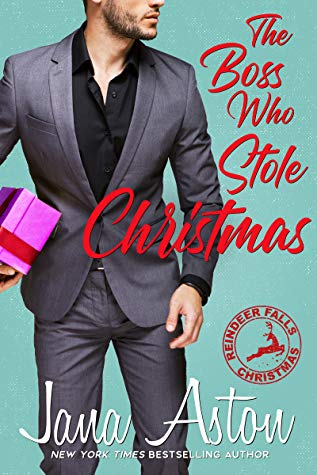 Blogger Wife Chat Review ~ The Boss Who Stole Christmas ~ Jana Aston