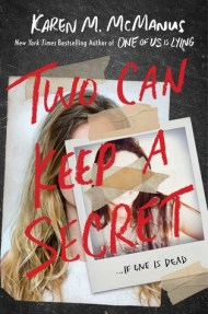 Two Can Keep a Secret cover - (un)Conventional Bookworms - Weekend Wrap-up