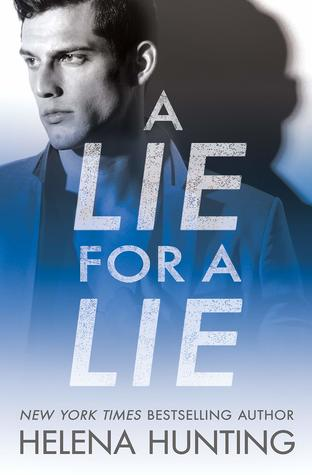 Review ~ A Lie for a Lie ~ Helena Hunting #COYER