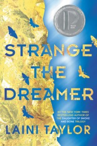 Strange the Dreamer cover - (un)Conventional Bookworms - Weekend wrap-up