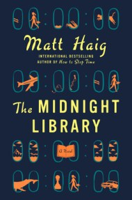 The Midnight Library cover - (un)Conventional Bookworms - Weekend Wrap-up