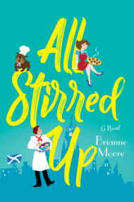 All Stirred Up cover - (un)Conventional Bookworms - Weekend Wrap-up