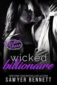 Wicked Billionaire cover - (un)Conventional Bookworms - Weekend Wrap-up