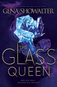 The Glass Queen cover - (un)Conventional Bookworms - Weekend Wrap-up