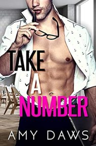 Take a Number cover - (un)Conventional Bookworms - Weekend Wrap-up