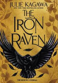 The Iron Raven cover - (un)Conventional Bookworms - Weekend Wrap-up